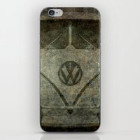 VW Zombiemobile - A killer Zombie bus iPhone & iPod Skin