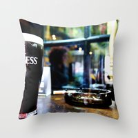 It's Time For A Pint Throw Pillow