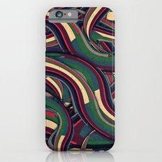 Swirl Madness iPhone 6 Slim Case