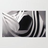 Paper Sculpture #4 Rug