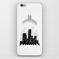 There, in the shadows!  iPhone & iPod Skin