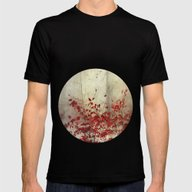 Shadow Of NOthing Mens Fitted Tee Black SMALL