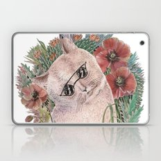 Poppy Cat Laptop & iPad Skin
