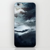 White Mountains iPhone & iPod Skin