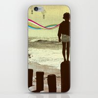 The Flight iPhone & iPod Skin