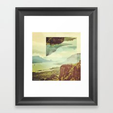 Alternate Perspective Framed Art Print