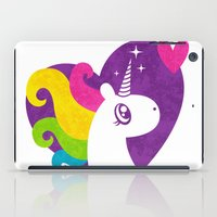 Unicorns are Real! iPad Case
