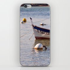 French boats - St Marc 6976 iPhone & iPod Skin