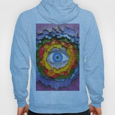 Rainbow Burn Hoody