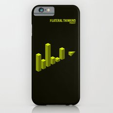 The LATERAL THINKING Project - Movimiento Slim Case iPhone 6s