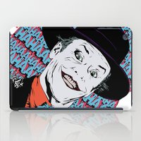 You Can Call Me...Joker! iPad Case