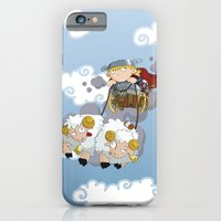 iPhone & iPod Case featuring Thor by Alapapaju