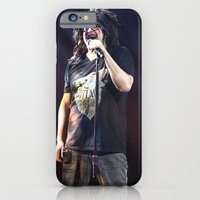 iPhone Cases featuring Counting Crows by Adam Pulicicchio Photography