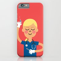 iPhone & iPod Case featuring Surgery with a Smile by Mouki K. Butt