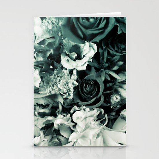 nostalgic rose Stationery Card