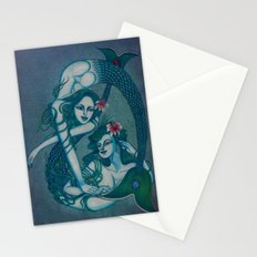 Pisces, The Sweet Dreamers: Feb 20 - Mar 20 / Original Gouache Stationery Cards