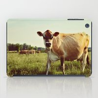 Jersey Cow iPad Case