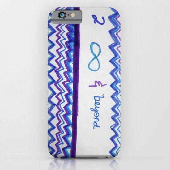 Infinity iPhone & iPod Case