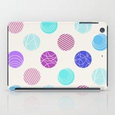 Calm Spots iPad Case