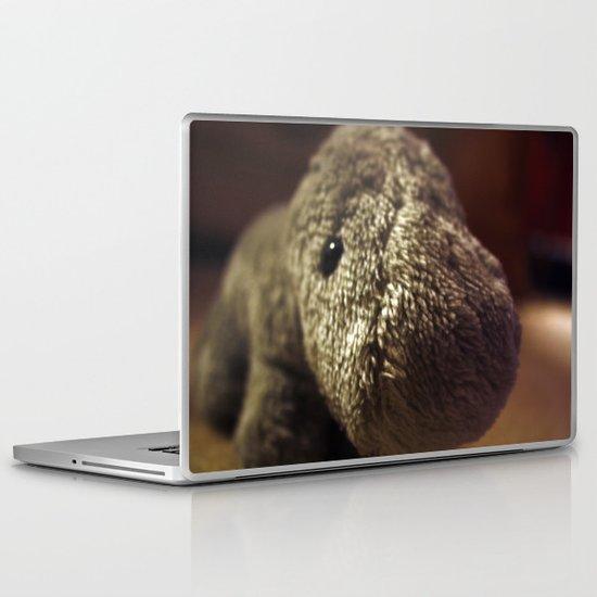 Stuffed Hippo Laptop & iPad Skin