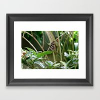 Artificial Nature Framed Art Print