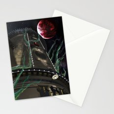 Shinra Empire Stationery Cards