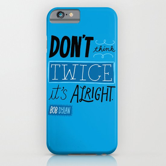 It's Alright. iPhone & iPod Case