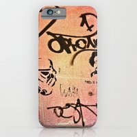 iPhone & iPod Case featuring This is karma Stormtrooper by Li9z