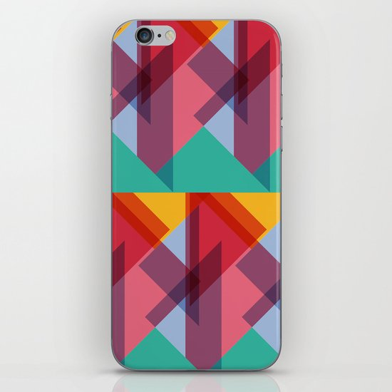 Crazy Abstract Stuff 3 iPhone & iPod Skin