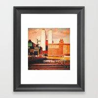 The High Line Framed Art Print