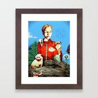 Rhiannon Framed Art Print