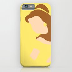 Belle - Beauty - Beauty and the Beast Slim Case iPhone 6s