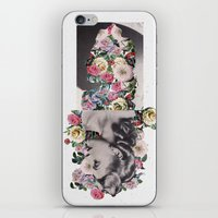 Floral Dreams iPhone & iPod Skin
