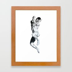 leviation Framed Art Print