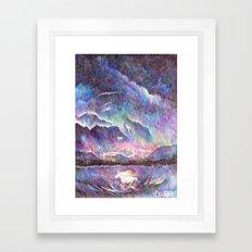 Ponyta  Framed Art Print