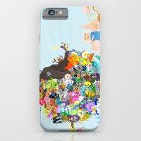 Adventure Time - Land of Ooo Katamari iPhone 6 Slim Case