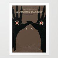 No061 My Pans Labyrinth … Art Print