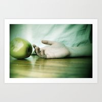 Dear Snow White Art Print