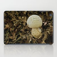 Fall Blooms iPad Case