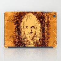 27 Club - Cobain iPad Case
