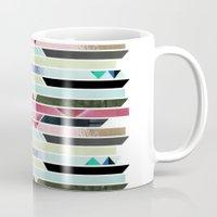 Aztec Stripe Mug