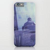 Holga Double Exposure: Eglise Saint-Paul-Saint-Louis, Paris  iPhone 6 Slim Case