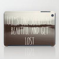Someplace iPad Case