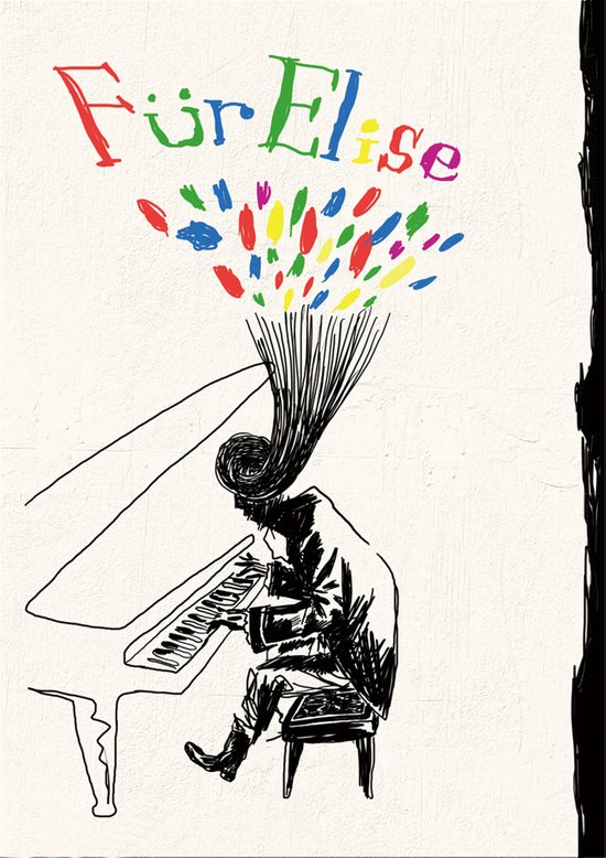 fur elise Art Print