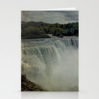 Niagara Falls New York  Stationery Cards