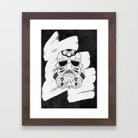 Storm Trooper #3 Framed Art Print