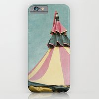 iPhone & iPod Case featuring Big Top #5 by Mary Kilbreath