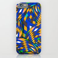 iPhone Cases featuring Wild Energy by Danny Ivan