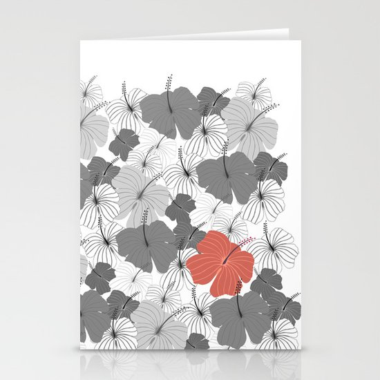 c13 standing out Stationery Card