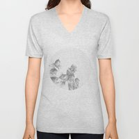 In Which Fish Show Conce… Unisex V-Neck